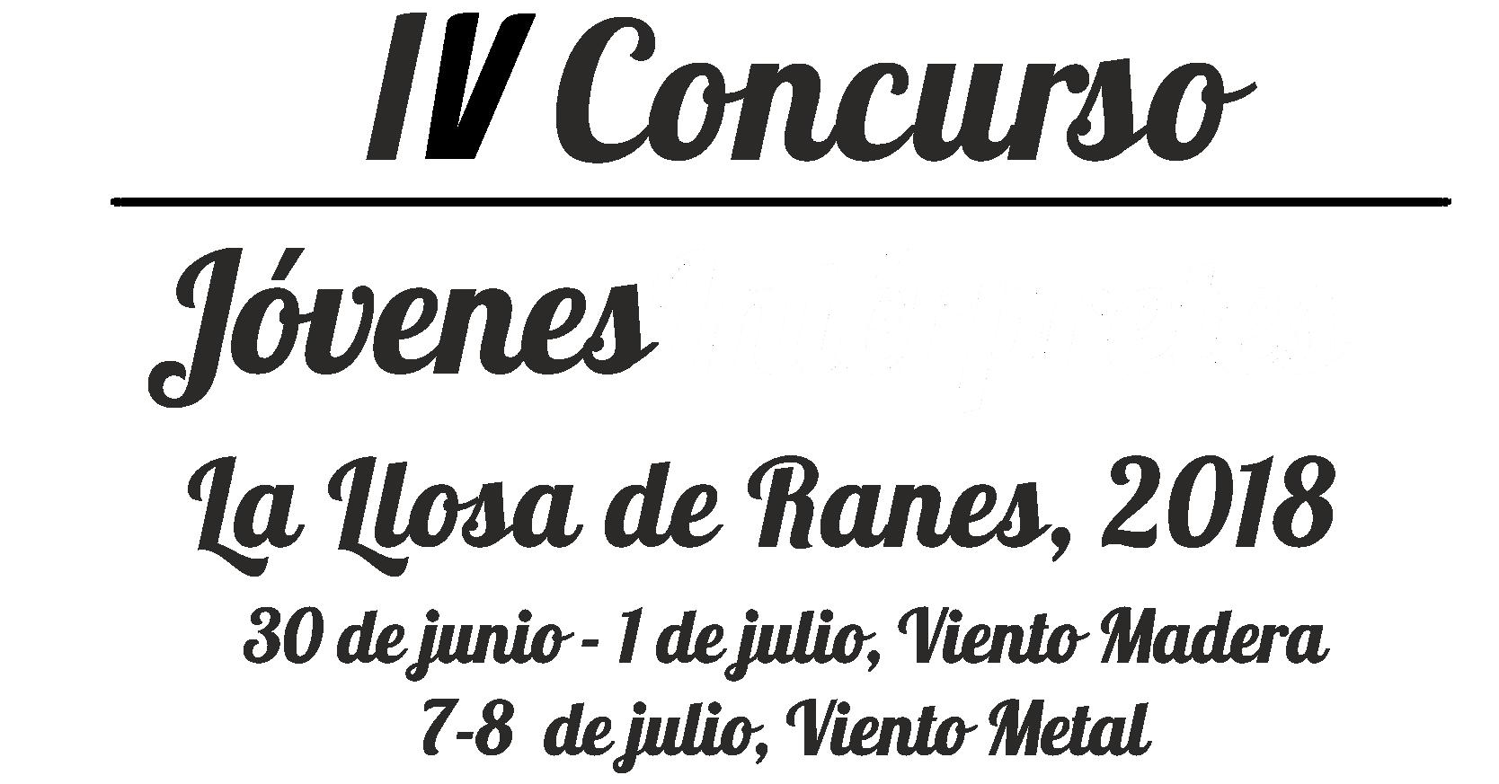 Concurso de m sica la llosa de ranes el ayuntamiento de - El tiempo en la llosa de ranes ...